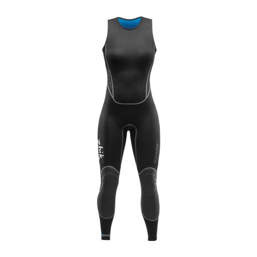 SALE: Zhik Microfleece Skiff Suit Neoprenanzug Damen schwarz