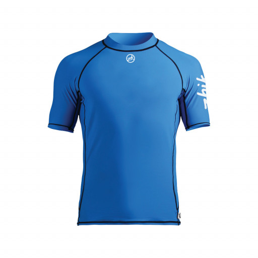 Zhik Spandex T-Shirt Stretch-Top Herren blau