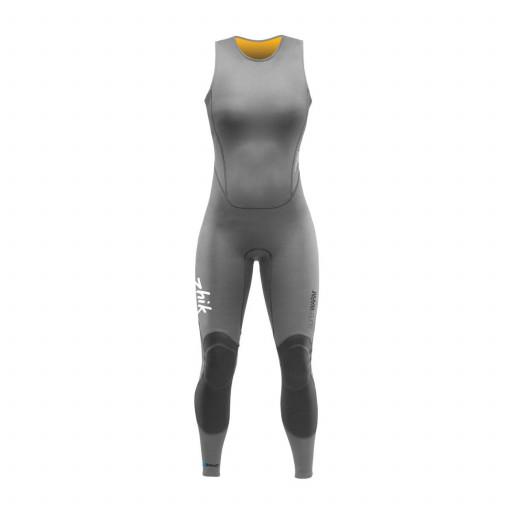 SALE: Zhik Superwarm Skiff Suit Neoprenanzug Damen grau