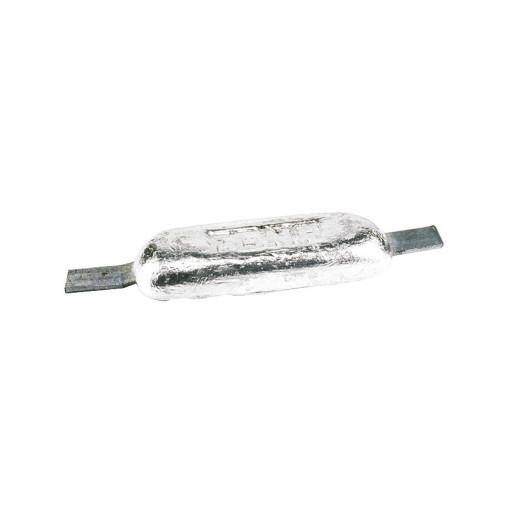 Zinkanode - Gewicht 1,1kg, Länge 110mm