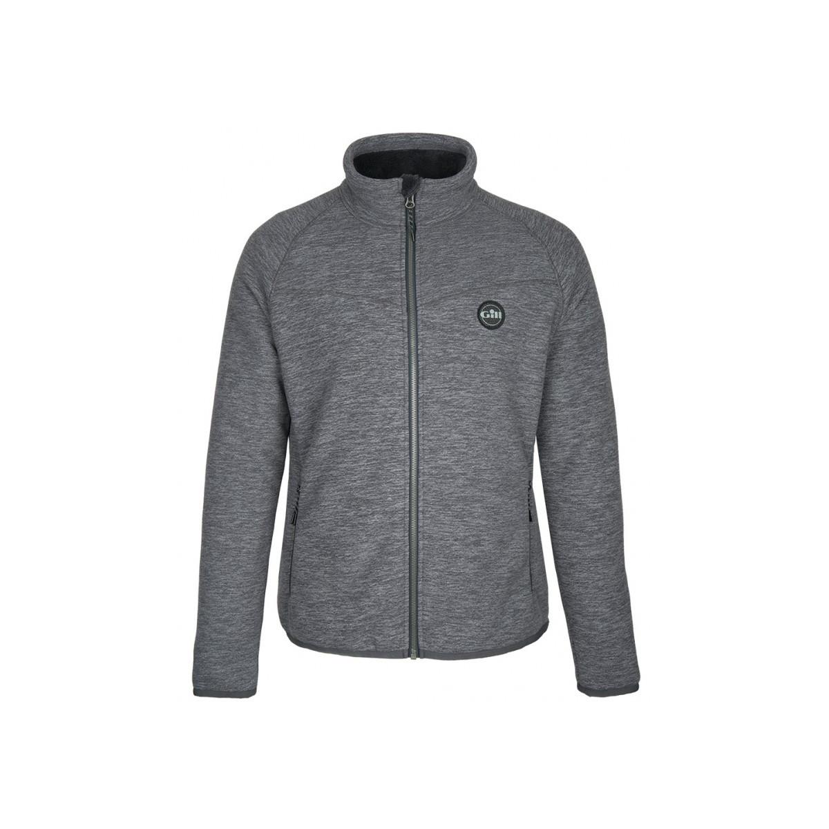 Jacke Herren Fleece Polar graphite Jacket Gill IDW29EH