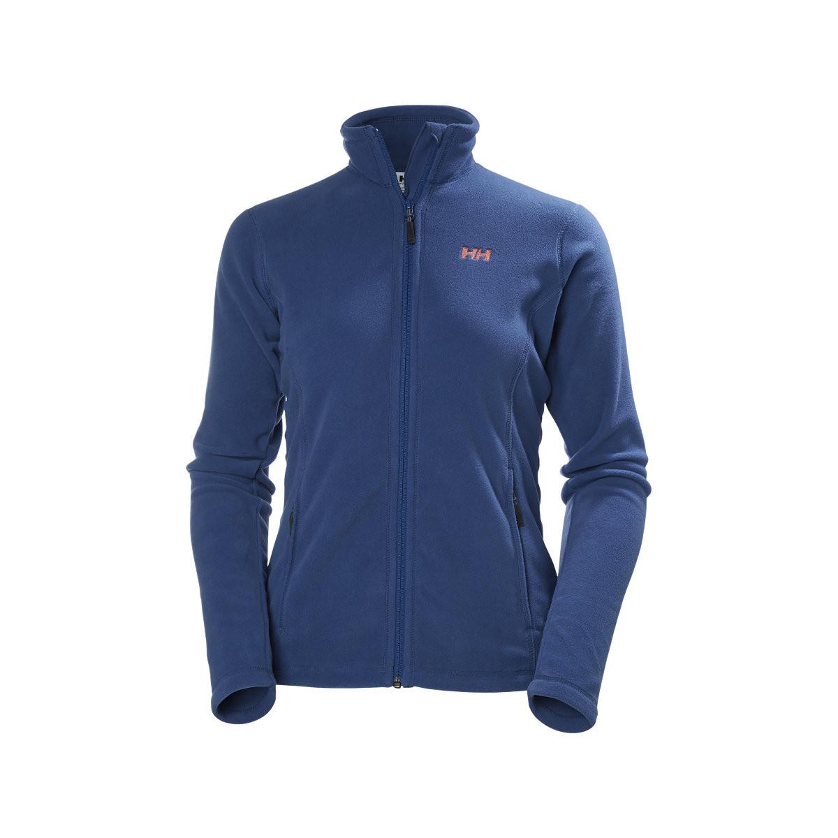 SALE: Helly Hansen Daybreaker Fleece Jacke Damen marineblau