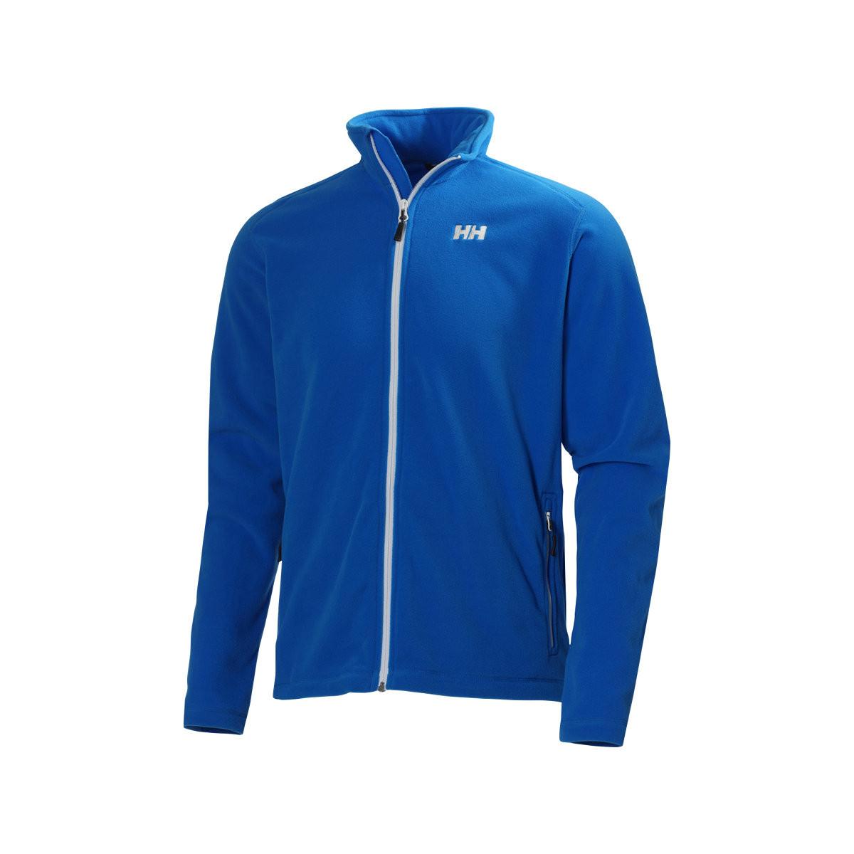Blau Helly Hansen Herren Daybreaker Fleece Jacket Fleece-jacke Graphite Blue L