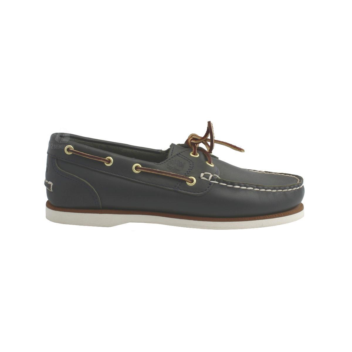 Timberland »Classic Boat Eye« Bootsschuh, Klassischer Bootsschuh von Timberland online kaufen | OTTO