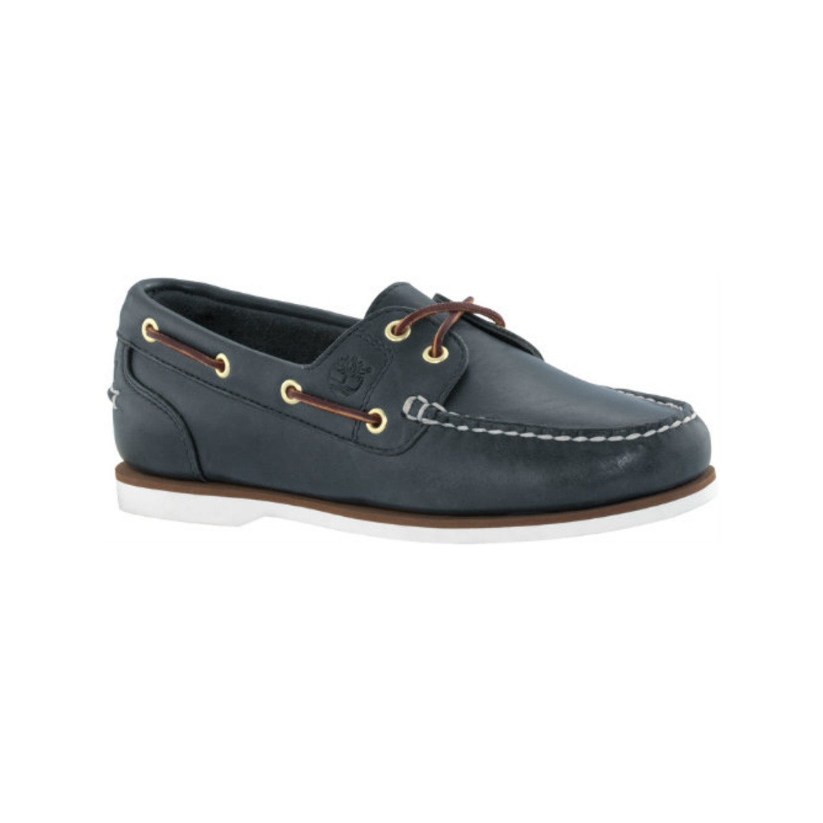 Timberland Classic Boat Amherst Bootsschuh Damen navy