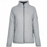 Gill Polar Jacket Fleece-Jacke Damen grau-meliert