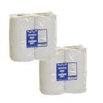 2er Set Yachticon Boot & Caravan Soft Toilettenpapier, 8 Rollen