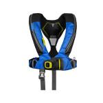 Spinlock Deckvest 6D 170N Automatik-Rettungsweste mit Harness, blau