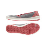SALE: Adidas Boat Slip-On Sleek Bootsschuh Damen grau/rosa