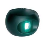 Aqua Signal Serie 34 Steuerbordlaterne LED BSH - Gehäusefarbe schwarz