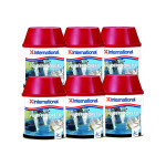 DEAL: 6er-Set International VC Offshore EU Antifouling doverweiss - 6x 750ml = 4,5l