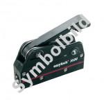 Easy Marine Easylock Mini Fallenstopper - 6-10mm Schot, schwarz, fünffach