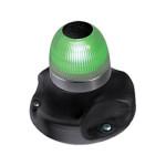 Hella Marine NaviLED 360 Signallaterne Grün BSH - Gehäusefarbe schwarz