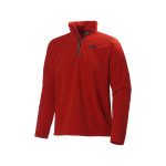 SALE: Helly Hansen Daybreaker 1/2 Zip Fleece-Pullover Herren rot