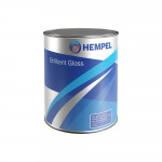 Hempel Brilliant Gloss Decklack - rot, 750ml