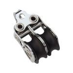 HS Sprenger Micro XS Block 6mm - zweischeibig mit festem Bügel
