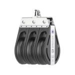 HS Sprenger S-Blockserie 12mm Block mit Nadellager - dreischeibig mit festem Bügel