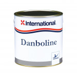 International Danboline Decklack - weiß 001, 2500ml