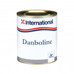 International Danboline Decklack - weiß 001, 750ml