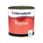 International Toplac Bootslack - weiss 001, 2500ml