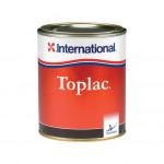International Toplac Bootslack - blau 105, 750ml