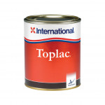 International Toplac Bootslack - rot 350, 750ml
