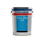 International Uni-Pro 250 Antifouling - doverweiß, 5000ml