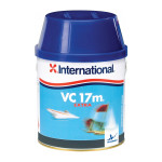 International VC 17m Extra Antifouling - graphit 2000ml