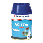 International VC 17m Extra Antifouling - graphit 750ml