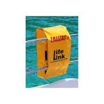 Lalizas Life-Link Rettungssystem - schwimmende Rettungsschlaufe mit Leine, 50m