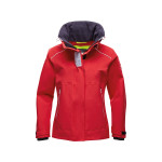 Marinepool Activity Segeljacke Inshore Damen rot