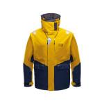 Marinepool Auckland Segeljacke Ocean Unisex gelb-marineblau