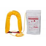 Marinepool Rescue System Rettungssystem - schwimmende Rettungsschlaufe mit Leine, 40m