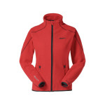 SALE: Musto Essential Evo Fleece-Jacke Damen rot