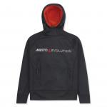 SALE: Musto Evolution Original Logo Hoody Kapuzenpullover Herren schwarz