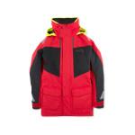 Musto Junior BR1 Coastal Segeljacke Kinder rot-schwarz