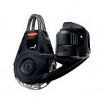 Ronstan Orbit Block Serie 55 RT - einscheibig mit Looptop und Klemme, auto & manuell