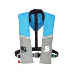 Secumar Ultra 170 Automatik-Rettungsweste 165N, hellblau-grau