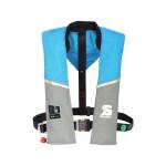 SALE: Secumar Ultra 170 Automatik-Rettungsweste 165N, hellblau-grau