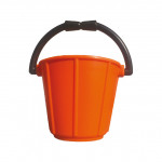 Talamex Pütz aus PVC - orange, 7l Eimer