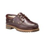 SALE: Timberland Heritage Noreen Shearling Bootsschuh Damen braun gefüttert