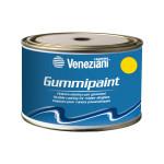 Veneziani Gummipaint Bootslack für Schlauchboote - gelb 246, 375ml