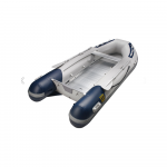 Vetus Schlauchboot Explorer mit Aluminiumboden, Länge 2,30m, grau