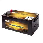 Vetus SMF Marine Bootsbatterie - 220 Ah