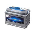 Vetus AGM Marine Bootsbatterie - 70 Ah