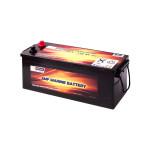 Vetus SMF Marine Bootsbatterie - 125 Ah