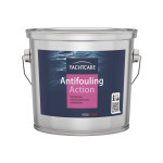 Yachtcare Action Antifouling - rot, 2500ml