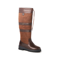 Dubarry Galway ExtraFit Country Boots Lederstiefel Gore-Tex Unisex walnut-braun