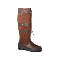 Dubarry Galway Slimfit Country Boots Lederstiefel Gore-Tex Unisex walnut-braun