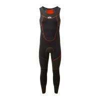 Gill Zentherm Skiff Suit Neoprenanzug 3mm Herren schwarz